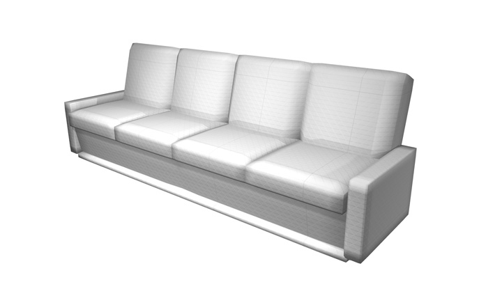 【TVS-2000A Decoration】Sofa_6