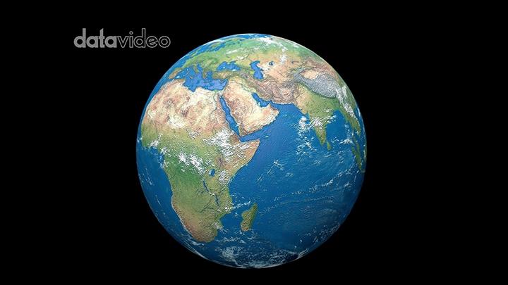 【TVS-3000_AR】Earth