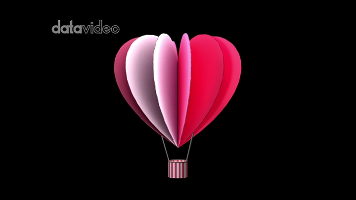 【TVS-3000_AR】Hot air balloon