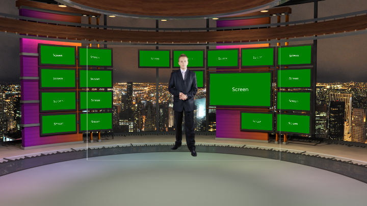 Virtual Set Studio 178