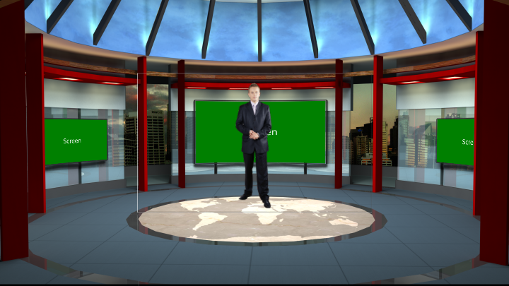 Virtual Set Studio 171