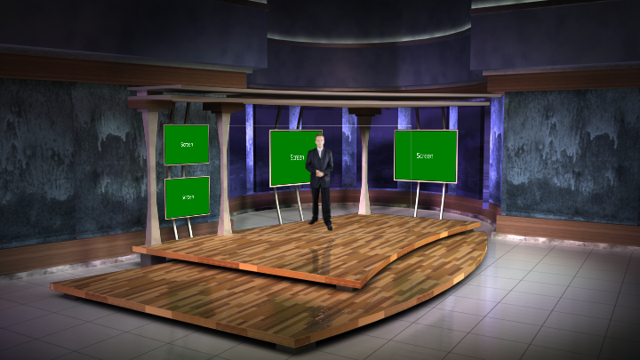 Virtual Set Studio 147