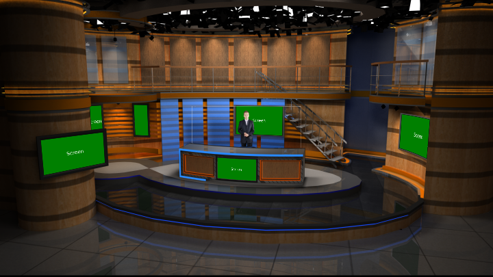 Virtual Set Studio 181