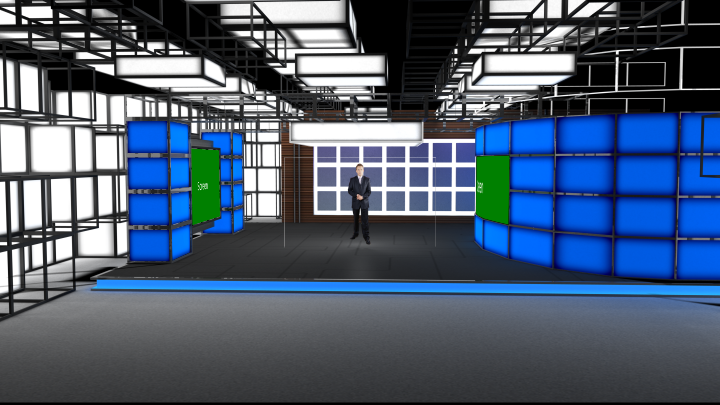Virtual Set Studio 182