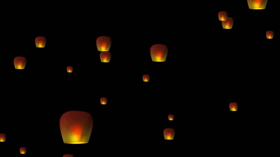 Sky lantern_01